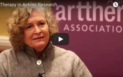 Art Therapy in Action: Research (Video)