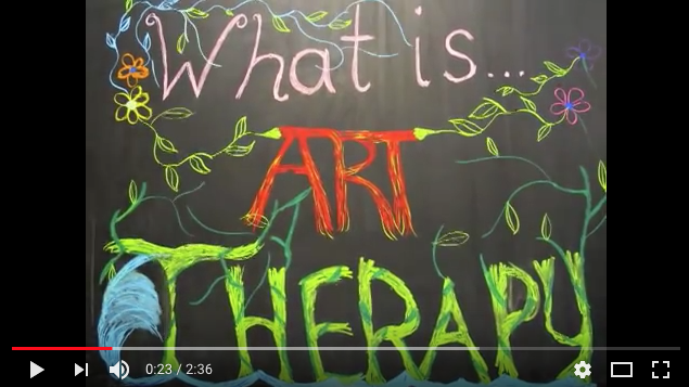 What is Art Therapy? Stop motion animation by Southwestern College.